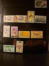 Central African Republic Airmail Stamps Lot of 43 - MNH - see details for list