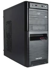 CASE PC DESKTOP Atx Vultech GS-1483 CON ALIMENTATORE 500W 500 w Porta Usb LED