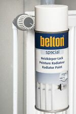 Belton Heizkörper-Lack cremeweiss 0,4l - Heizungslack Heizkörperlack