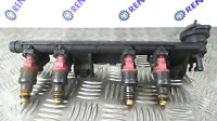 Renault Clio II PH1 1998-2001 1.2 8v Fuel Injection Rail + Injectors 7700870914