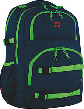 Take It Easy Schulrucksack OSLO-FLEX Navy green Neu 31 Liter