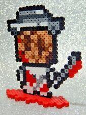 Perler Bead Art Figure - Nurse - Silent Hill - Pixel Horror