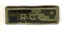Obsolete Modern Canadian Army CADPAT RCD Title