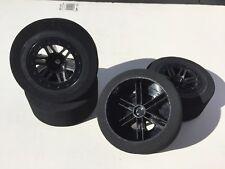 Slash short course and slash truck tires (Foam Black )