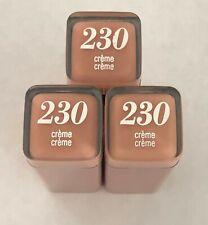 (3) Covergirl Colorlicious Lipstick, 230 Crème