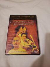 Crouching Tiger, Hidden Dragon (Dvd, 2001) New factory sealed