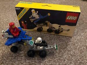 Vintage Space Lego set 6871