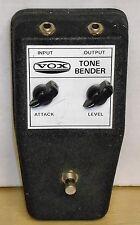 Vintage -VOX V828 Tone Bender distortion pedal -works EX