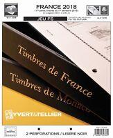 Jeu France Yvert et Tellier FS 2018 - 1ère Partie