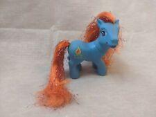 My Little Pony G3 Water Fire Blue/Orange *Missing Magnet*