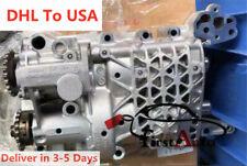 Oil Pump Balance Shaft Assembly For VW Golf R GTI GLI Audi A4 S3 TTS 2.0 TFSI
