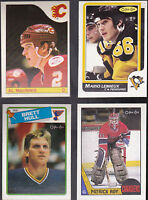 87-88 OPC Patrick Roy 2nd Year Canadiens O-Pee-Chee 1987