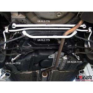 For Honda Accord / Spirior / Acura TSX (CU2) Ultra Racing 4 Point Rear Lower Bar