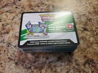 100 Pokemon Online TCG Codes! Randomly Assorted Sets, Boxes, Tins, Etc.