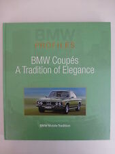 BMW COUPES TRADITION OF ELEGANCE No5 of PROFILES COLLECTION