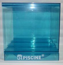 PASTIS 51 Cube de présentation pour 9 verres Piscine NEUF