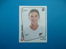 Figurine Panini Women's World Cup France 2019 n.369 Anna Green New Zealand