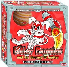Killer Bunnies and the Journey to Jupiter Game Expansion Laser Red