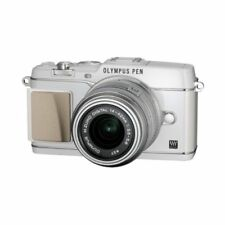 Near Mint! Olympus E-P5 16MP with 14-42mm White - 1 year warranty