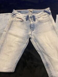 Hilfiger Denim, low rise super skinny jeans