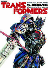 Transformers The Ultimate 5-Movie Series Collection NEW DVD SET (ALL 5 MOVIES!)