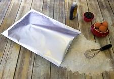 (20) - Genuine 5.25 Mil Aluminum Foil Mylar Bags 2 gallon 14