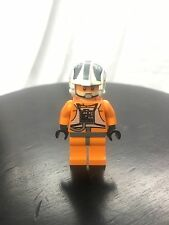 Authentic LEGO Star Wars Rebel Pilot Zev Senesca Minifigure sw260 8098 8083