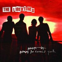 The Libertines - Anthems For Doomed Youth [New & Sealed] Digipack CD