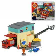 Fire Station & Jupiter Play Set | The Cast Mini Series | Fireman Sam