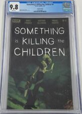 Something is Killing the Children #4 Second 2nd Print CGC 9.8 Boom! Studios RARE