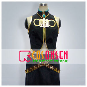 Cosonsen Vocaloid Megurine Luka Cosplay Costume Full Set All Size Custom Made