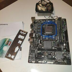 Mainboard bundle AMD FX-4300 (4x 3.80GHz) Prozessor Sockel AM3 + 2 4Giga rams