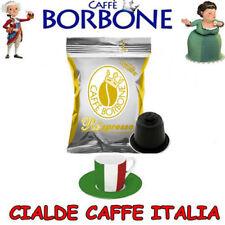 300 Cialde Capsule Caffe Borbone Miscela Oro Compatibili Nespresso Respresso