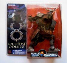 MCFARLANE TOYS ULTIMA ONLINE WARLORD FIGURE NEW AND SEALED FREE P&P