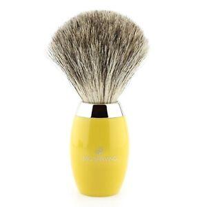 Best Super Badger Hair Shaving Brush Long Brass Handle Men's Quality Barber Shop