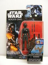 """Star Wars 3.75"""" Rogue One soldier IMPERIAL GROUND CREW action figure hasbro 2016"""