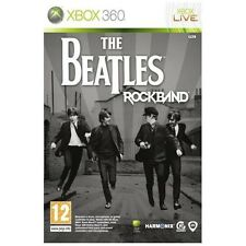 ROCK BAND THE BEATLES   XBOX 360  NUOVO!