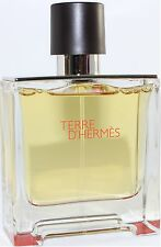 TERRE D' HERMES TSTER 2.5 OZ PARFUM SPRAY FOR MEN NEW TSTER BY HERMES