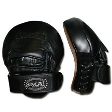 Boxing Focus Pads Mitts Mma Grappling Gloves Kickboxing Karate.