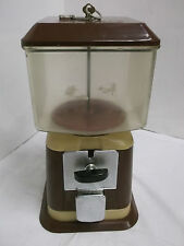 60er Jahre Kaugummiautomat Piccolo mit Schlüssel Warenautomat 60s Vintage