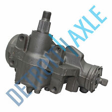 Complete Power Steering Gear Box Assembly for Chevrolet GMC G-Series