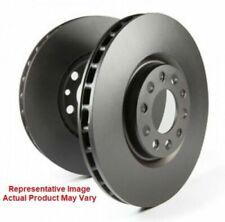 EBC Plain Rotor Front Set of Two RK Series for Chrysler / Dodge / Ram # RK7442