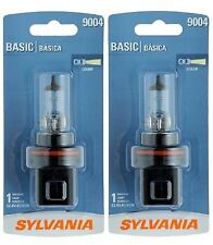 TWO(2) Headlight Bulb-Base Sylvania 9004 BP