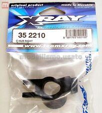 Xray 352210 C-Hub Right modellismo