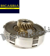 8823 - FRIZIONE COMPLETA Z 26 - 23 A 3 DISCHI VESPA 200 PX PE ARCOBALENO - RALLY