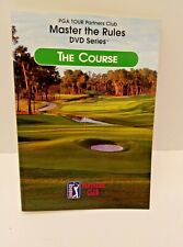 Pga Tour Master The Rules The Course Dvd