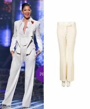 Topshop Polyester High Trousers for Women