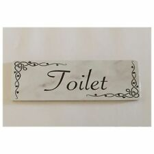 Toilet Decorative Wall Plaques