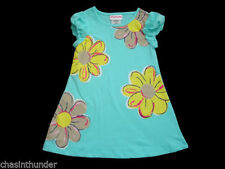 Girls' Crew Neck Floral Tunic T-Shirts, Top & Shirts (2-16 Years)