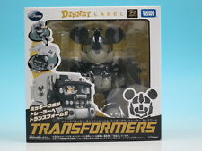 [FROM JAPAN]Transformers Disney Label Mickey Mouse trailer monochrome Action...